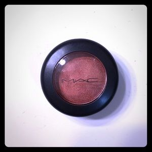 Swatched Only MAC Cosmetics Eyeshadow In Coppering